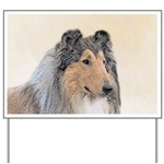 Collie (Rough) Yard Sign