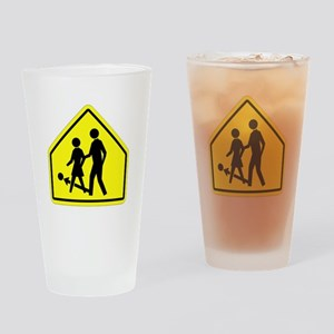 Nutmeg no text Drinking Glass