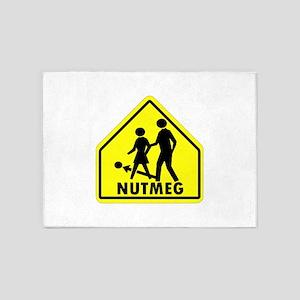 Nutmeg 5'x7'Area Rug