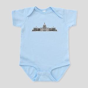 US Capitol Building Infant Bodysuit