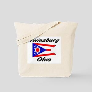 Twinsburg Ohio Tote Bag