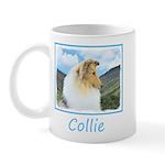 Collie (Rough) 11 oz Ceramic Mug
