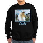 Collie (Rough) Sweatshirt (dark)