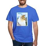 Collie (Rough) Dark T-Shirt