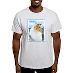 Collie (Rough) Light T-Shirt