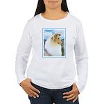 Collie (Rough) Women's Long Sleeve T-Shirt