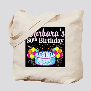 FANTASTIC 80TH Tote Bag