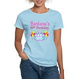 80th birthday Women's Light T-Shirt