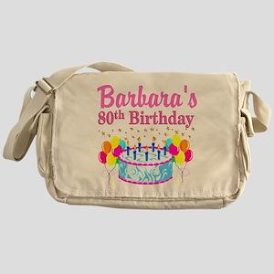 80 AND FABULOUS Messenger Bag