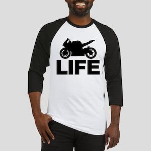 Bike Life 1n23456 Baseball Jersey