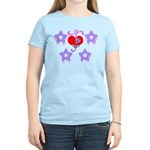 Girly Design Women's Light T-Shirt