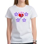 Girly Design Women's T-Shirt