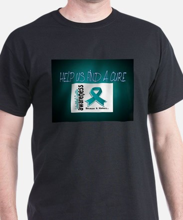 Help US FInd A Cure T-Shirt