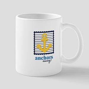 Anchors Away Mugs