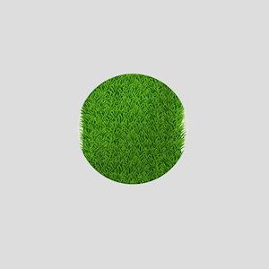 Grass Mini Button