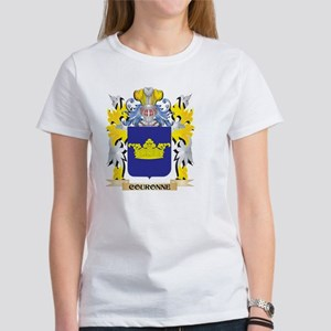 Couronne Coat of Arms - Family Crest T-Shirt