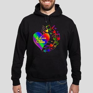 I Love Oldies Sweatshirt