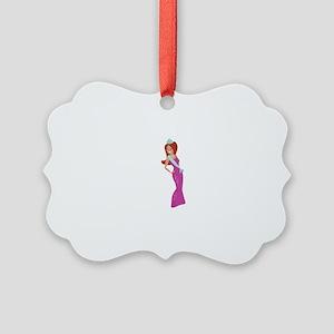 Beauty Queen Ornament