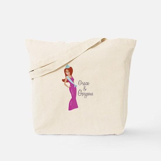 Grace & Gorgeous Tote Bag
