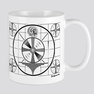 TV Test Pattern 11 oz Ceramic Mug
