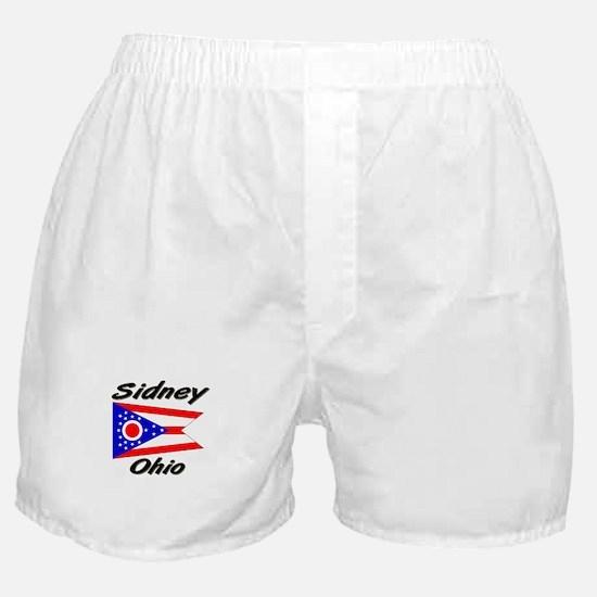 Sidney Ohio Boxer Shorts