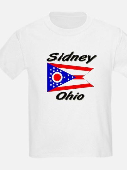 Sidney Ohio T-Shirt