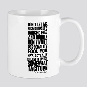 Mike Somewhat Taciturn Better Call Saul Mugs