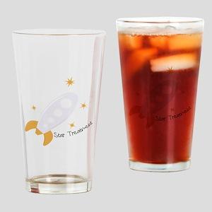 Star Treatment Drinking Glass