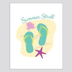 Summer Stroll Posters