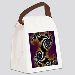 Brazen Brawn Canvas Lunch Bag