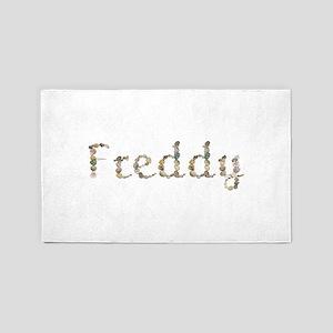 Freddy Seashells 3'x 5' Area Rug