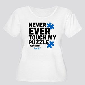 winston Women's Plus Size Scoop Neck T-Shirt