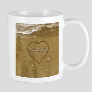 Evelyn Beach Love Mug