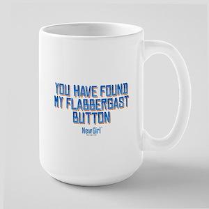 Schmidt Flabbergast Large Mug