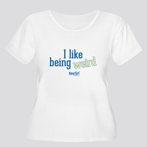 Jess Being We Women's Plus Size Scoop Neck T-Shirt