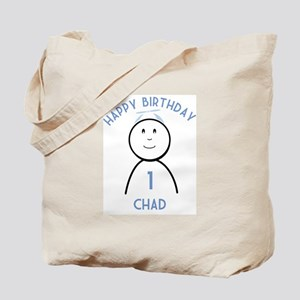 Happy B-day Chad (1st) Tote Bag