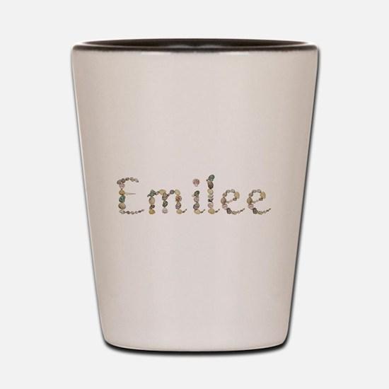 Emilee Seashells Shot Glass