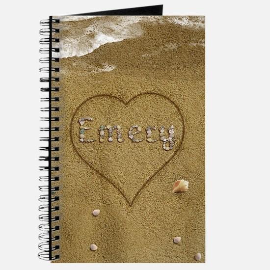 Emery Beach Love Journal