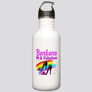 90 AND FABULOUS Stainless Water Bottle 1.0L