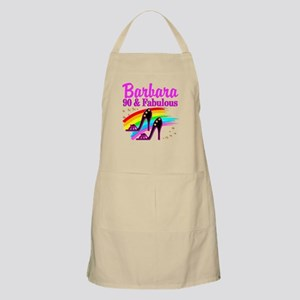 90 AND FABULOUS Apron