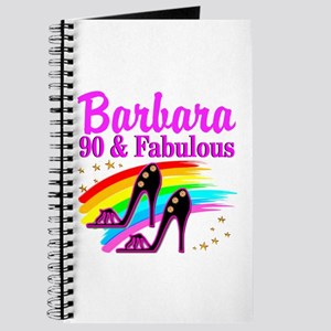 90 AND FABULOUS Journal