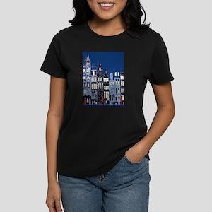 Amsterdam at Nigh T-Shirt