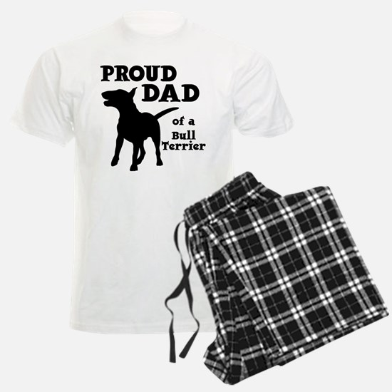 BULL TERRIER DAD Pajamas