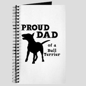 BULL TERRIER DAD Journal