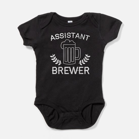 Assistant Brewer Baby Bodysuit