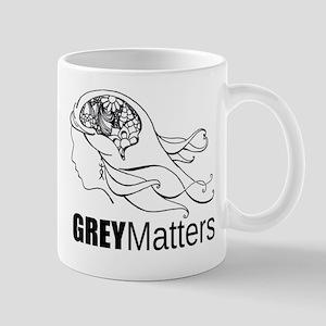 Grey Matters  Mug