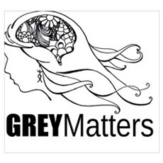 Grey Matters  Poster