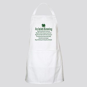 Irish Blessing BBQ Apron