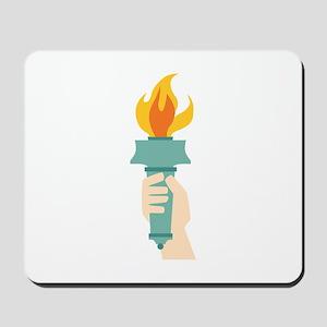 Liberty Torch Mousepad