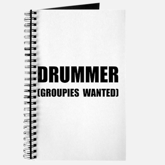 Drummer Groupies Journal